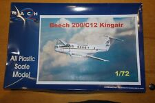 MACH2 1:72 BEECH 200/C12 KINGAIR   GP 048