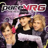 The Real Thing by PureNRG (CD, Jul-2009, Curb)  NEW