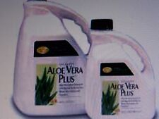 Aloe Vera Plus Juice enhanced with Special 3x Herbal Tea Blend by GNLD, 32 fl.oz