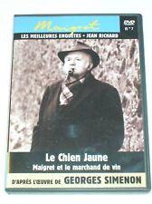 DVD / MAIGRET N°7  / SIMENON / JEAN RICHARD / TRES BON ETAT+++++