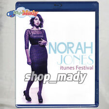 Norah Jones Itunes Festival Blu-ray Región A
