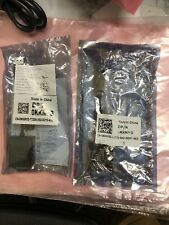 Lot of 2 Dell KKMYD Display Port D-Port (Male) to DVI-D (Female) Adapter Dongle