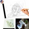 A4 LED Drawing Board Light Box Slim Tracing Pad Copy Tattoo Art Stencil US