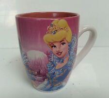 DISNEY - Disney Princess Ceramic Mug Pink Walt Disney Girls Collectible Kids Cup