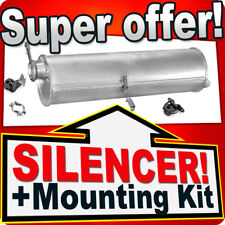 Rear Silencer Peugeot 307 1.6 2.0 HDI Estate 2002-2008 Exhaust Back Box EER