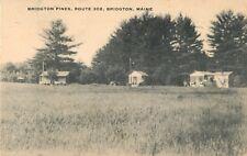 A View Of Bridgton Pines, Route 302, Bridgton,  Maine ME 1945