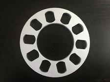 (4) 8mm Wheel Spacers 5x5 5x127 | Set of four | 5 lug Flat
