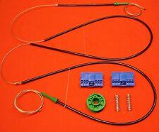 AUDI A3 8l ELEVALUNAS Kit de reparación 2/3 PUERTAS/DELANTERO IZQUIERDO