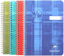 Clairefontaine Wirebound - Notebook - Graph - 90 Sheets - 6 x 8.25 C8542
