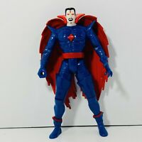 "X-Men Mr Sinister Deluxe Edition Loose Marvel 10"" Action Figure Toy Biz 1994"