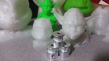 3 - GT2 20T Aluminum Timing Pulley 5mm Bore shaft 20 teeth RepRap 3D Printer 6mm