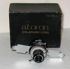 Yashica Atoron E Yashinon DX 21mm F3.5 Vergrößerung Attachment Lens