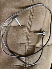 vintage Fender Brownface Blackface speaker cable Tremolux Bandmaster Showman