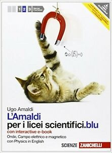 Amaldi per i licei scientifici.blu.