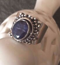 Handmade Cocktail Lab-Created/Cultured Costume Rings