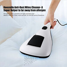 Handheld light UV Vacuum Cleaner dust mites bed bugs allergens bacteria sofa car
