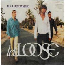 LET LOOSE Rollercoaster CD UK Mercury 1996 12 Track