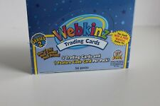NEW Webkinz Trading Cards Box Series 2 Factory Sealed 36 Packs Ganz Plus package