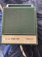 Toyo Solid State 8 Track Stereo