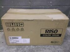 New In The Box Riso Ez390 Ez391 Ez590 Ez591 Duplicator Drum Part # S4885 S4485U