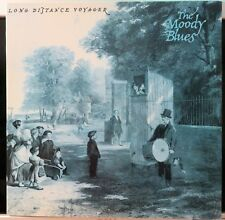 THE MOODY BLUES ~ LONG DISTANCE VOYAGER ORIGINAL 1981 (RECORD CLUB EDITION) LP