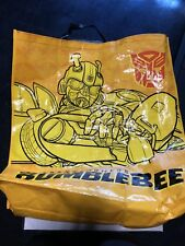 SDCC 2018 Hasbro Transformers Giant Tote Bag feat. Bumblebee