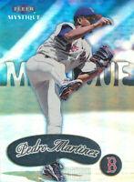 Pedro Martinez 1999 Fleer Mystique #94 Boston Red Sox Baseball Card