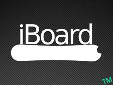 Iboard Snowboard Decalcomania Auto ecc. adesivo vinile iPad skate