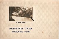 Vintage Postcard Greetings from Bronte, Ontario, Canada *Free Shipping*