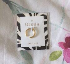 Gold Plated Ear Cuff BNWT Orelia
