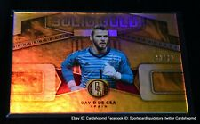 2020 Panini Gold Standard Solid Gold AU #06 David de Gea - Spain 39/79