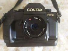 Contax rts III W/ Carl Zeiss tessar 45mm ( very good Condition)