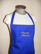 """YUMMY MUMMY"" Novelty apron  4 Colours"