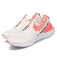 Nike Wmns Epic Phantom React FK JDI Flyknit Lava Glow Sail Women Shoe CQ5412-161