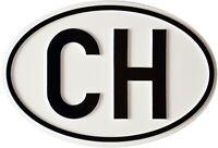 Auto Schweiz CH Relief Switzerland Schild 3D Emblem HR / RICHTER Art. 19154