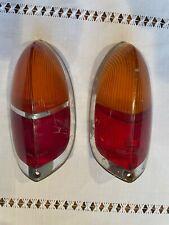 Tail light lenses for Borgward Isabella