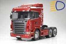 Tamiya Scania R620 3-Achs 6x4 - Exklusiv + LED-Lichtset - 56323LED