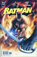 Batman 616 Hush Chapter Nine: The Assassins DC Comics NM Stock Image Jeph Loeb