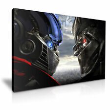 Transformers Stretched Canvas 76x50cm / 30X20 Inch