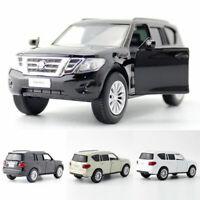 Nissan Patrol Y62 SUV Off-road 1:36 Die Cast Modellauto Spielzeug Model Sammlung