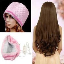 New Hair Thermal Treatment Beauty Hair Steamer SPA Nourishing Care Cap US Plug