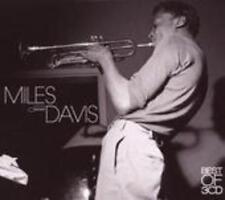 Best Of 3CD von Miles Davis (2009)