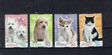 """schöne Tiermotivmarken Australien """" Haustiere """""""