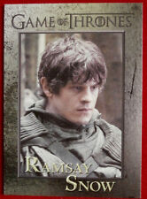 GAME OF THRONES - RAMSAY SNOW - Season 3, Card #87 - Rittenhouse 2014