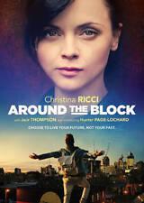 Around the Block - Christina Ricci (DVD, 2014) Mint