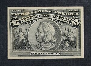 CKStamps: US Stamps Collection Scott#245P4 Unused H NG Proof