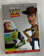 New ListingToy Story / Toy Story 2 (3-Disc Ultimate Toy Box Collector's Edition)