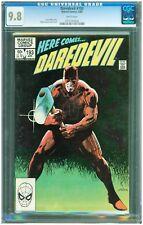 Daredevil #193 CGC 9.8 White Pages Marvel Comics 1983 Matt Murdock Netflix