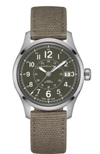 Hamilton Khaki King Automatic Green Dial Men's Watch H70595963