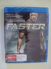Blu-ray - Faster - Region 4 - Rated MA15+